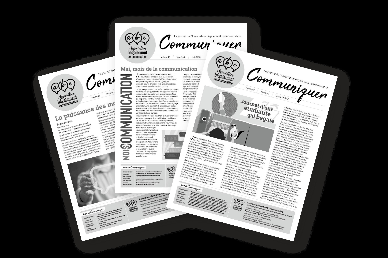 Le journal communiquer